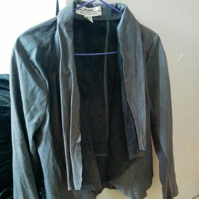 Brand New Women's Genuine Leather Jacket Just Jeans