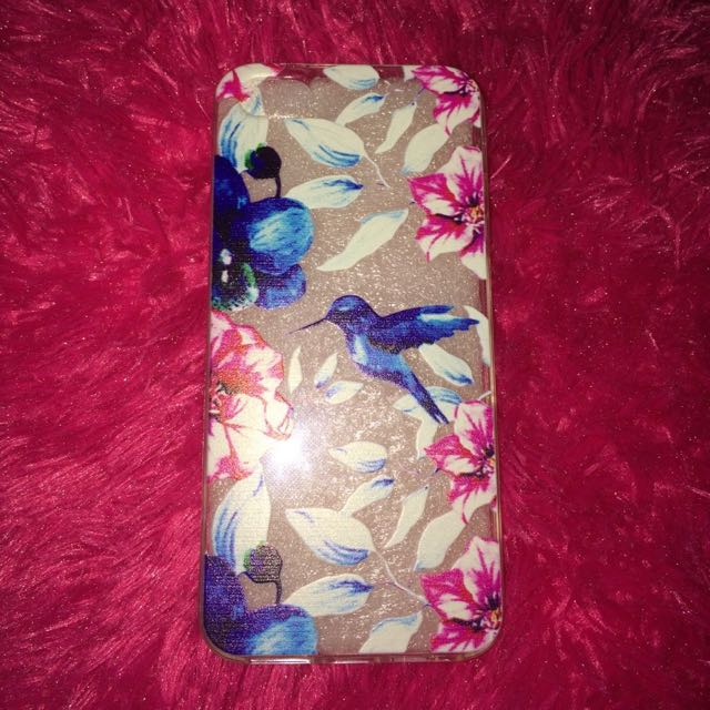 Case: Blue Bird Softcase