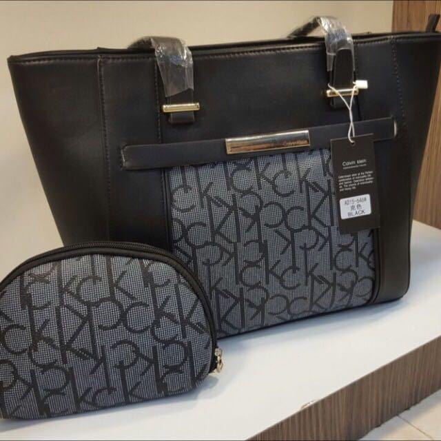 CK Handbag With Small Bag