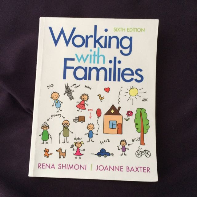 CLD 231: Working With Families (6th Edition)