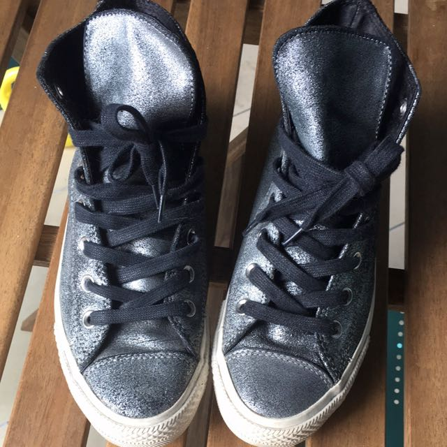 Converse All Stars 8au Authentic Leather