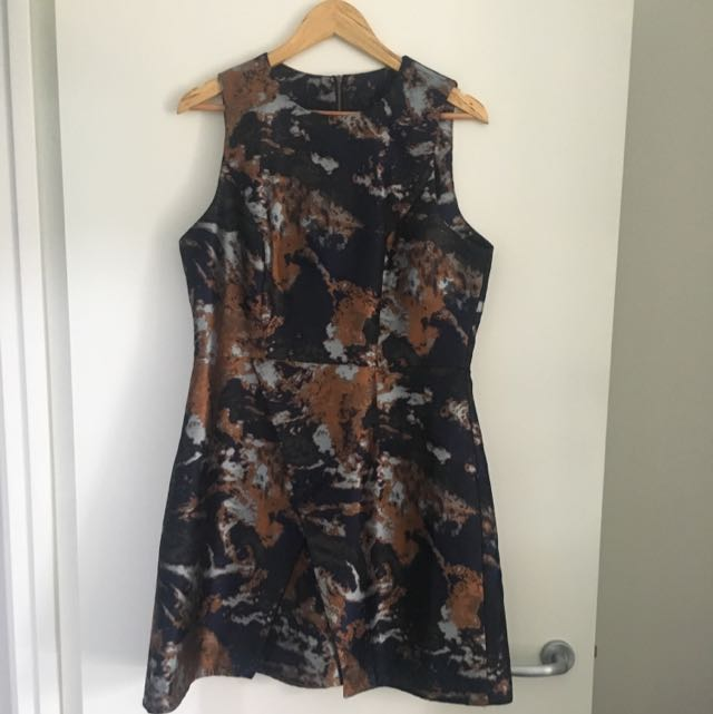 Worn Once Cue Dress size 14