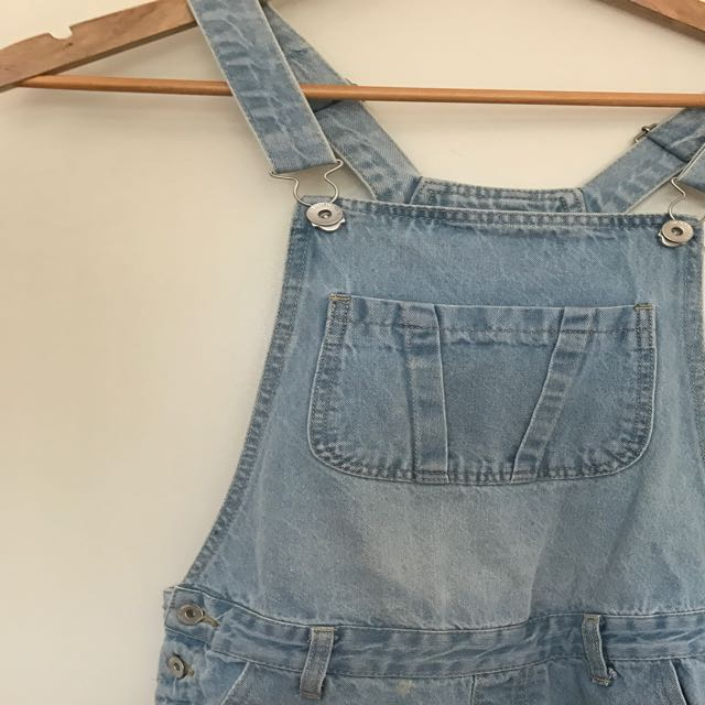 Denim Overalls Cotton On Size 8