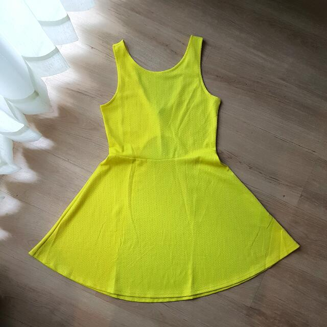 Divided by H&M Neon Dress