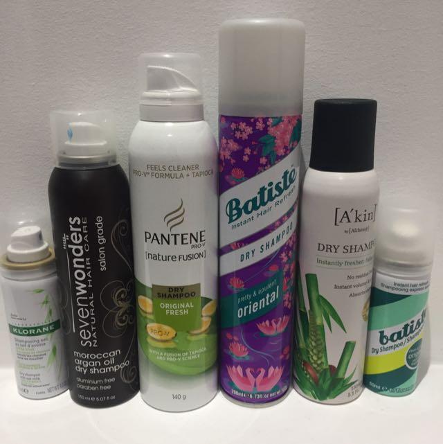 Dry Shampoo Bundle