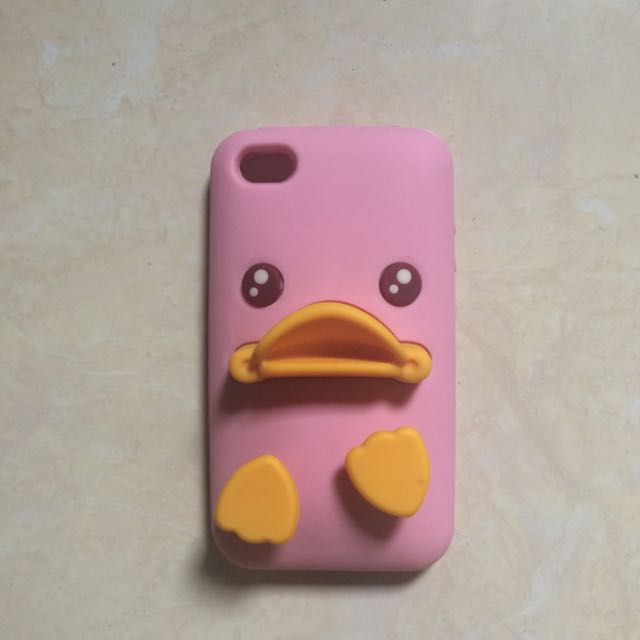 Duck Case For Iphone 4/4s