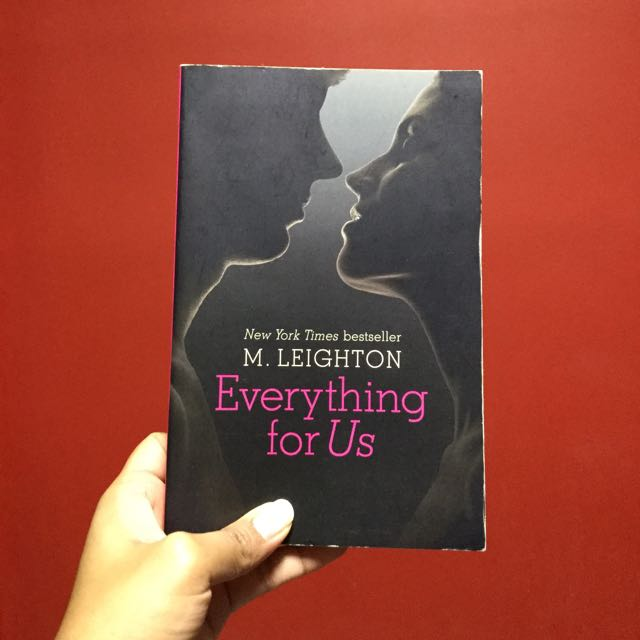 everything for us leighton m