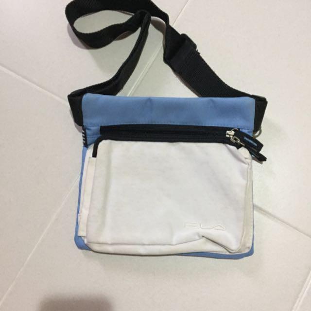 FILA SLING BAG  PRICE REDUCED!  a7cdcca78baa8
