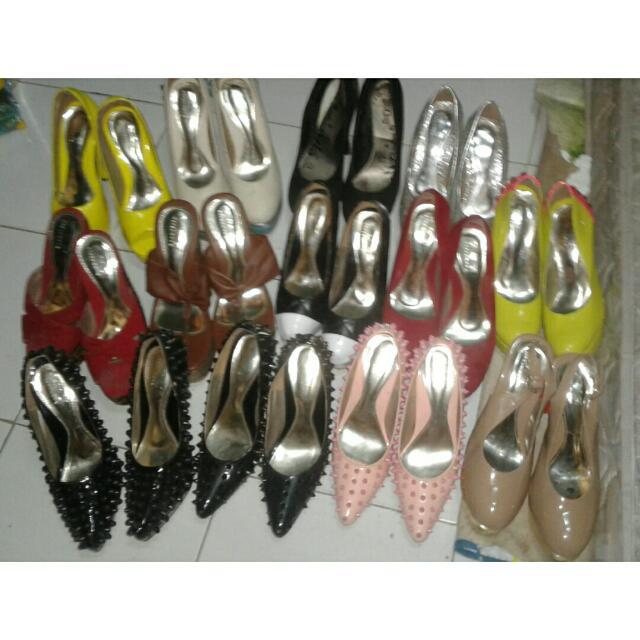 Flash Sale Virry Nova Heels (Brand Local)