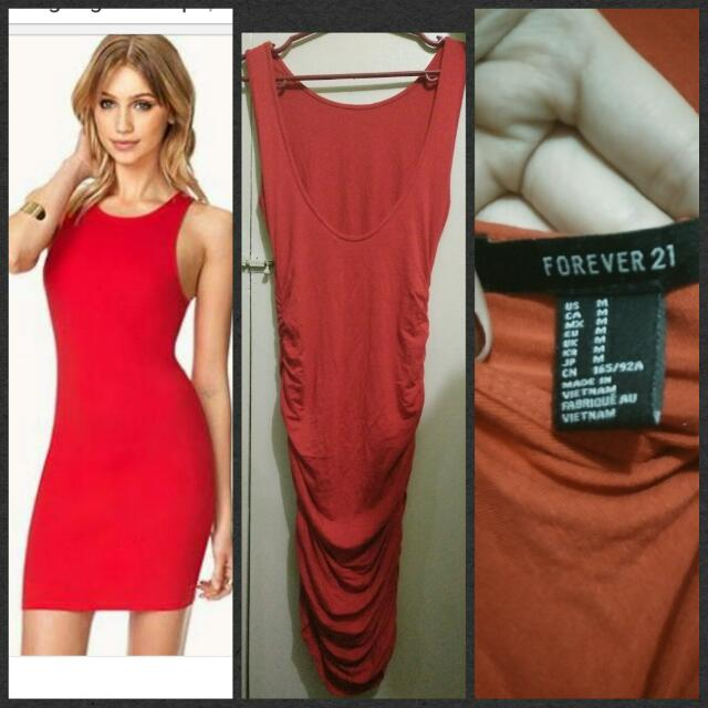 Repriced!!Forever21 Bodycon Dress