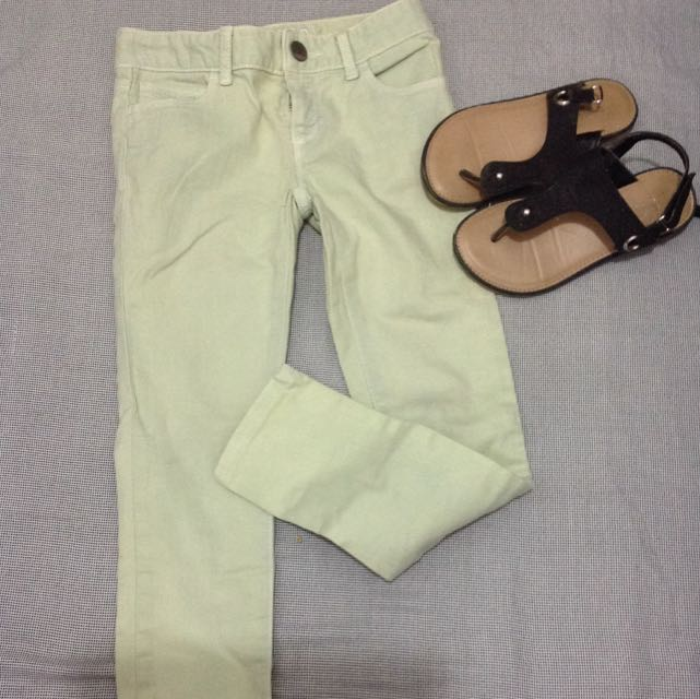 Gap Kids Green Pants