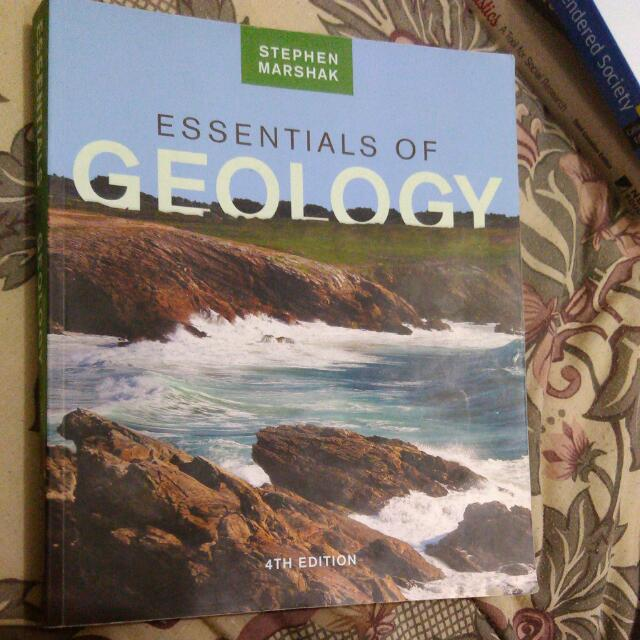 Geology Essentials 4th Edition