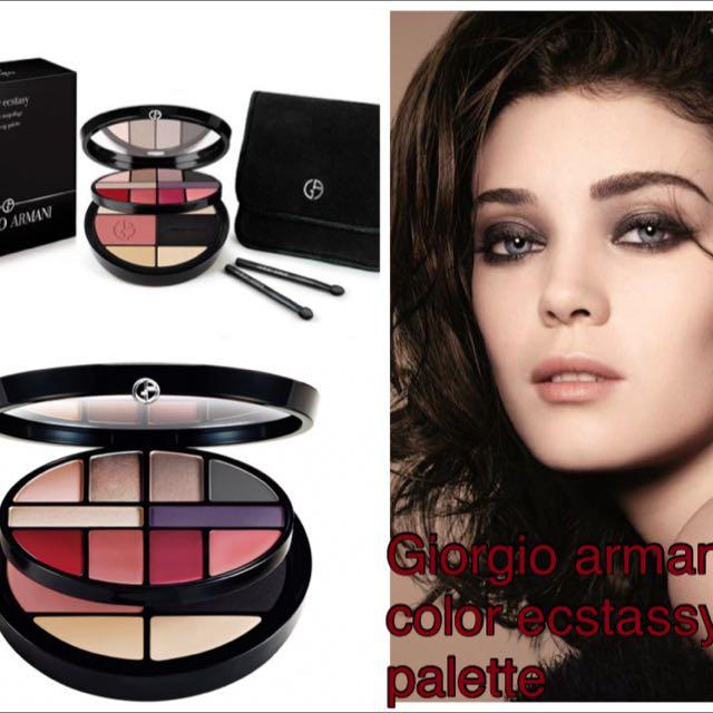 Giorgio Armani Color Ecstasy Palette