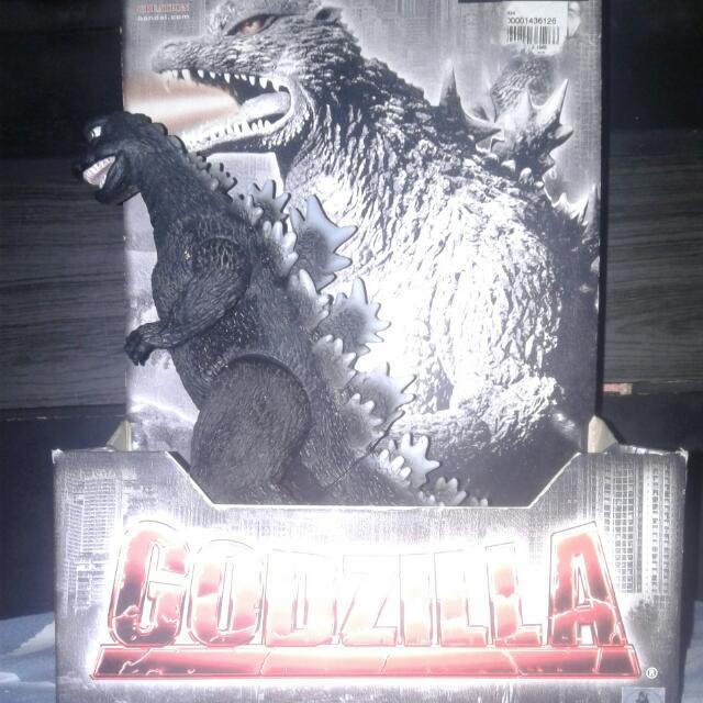 Godzilla 1968