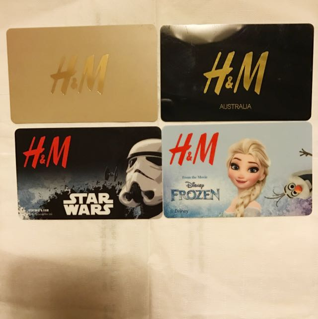 H&M Australia Gift Card