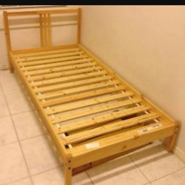 Ikea Bed Frame ( Self Collection)