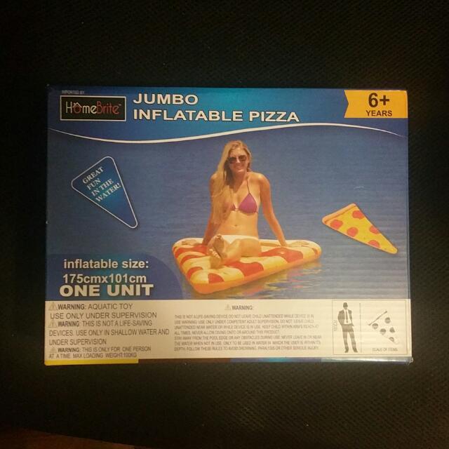 Jumbo Inflatable Pizza