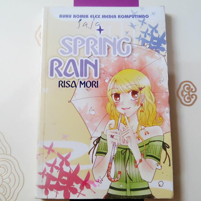 Komik Spring Rain