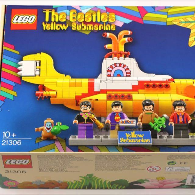 Lego - Beatles Yellow Submarine