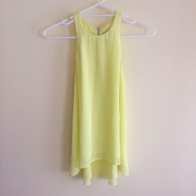 Lemon Top Size 6