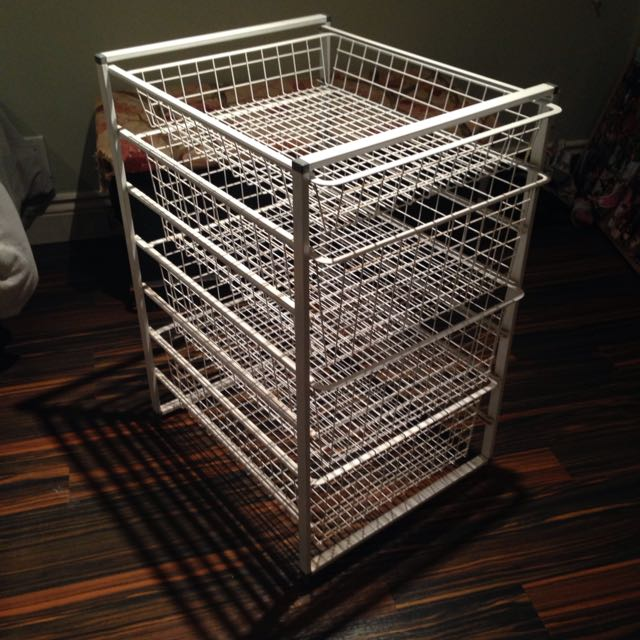 Light Metal Organizer