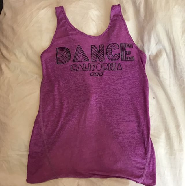 Lorna Jane Purple Sports Top