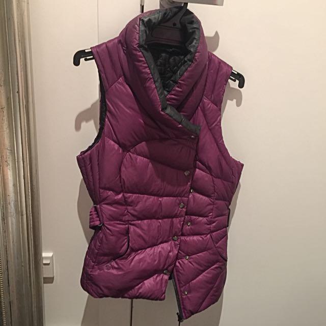 Lululemon Purple Puffer Best