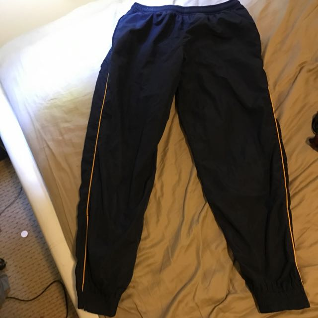 Navy Tracksuit Pants