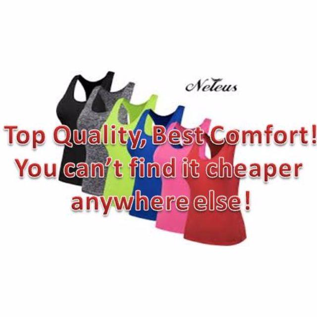 39371c6619a66a Neleus Women Dry Fit Athletic Tank Top
