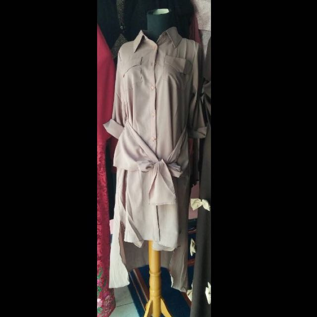 [NEW] Dress Kemeja Pita