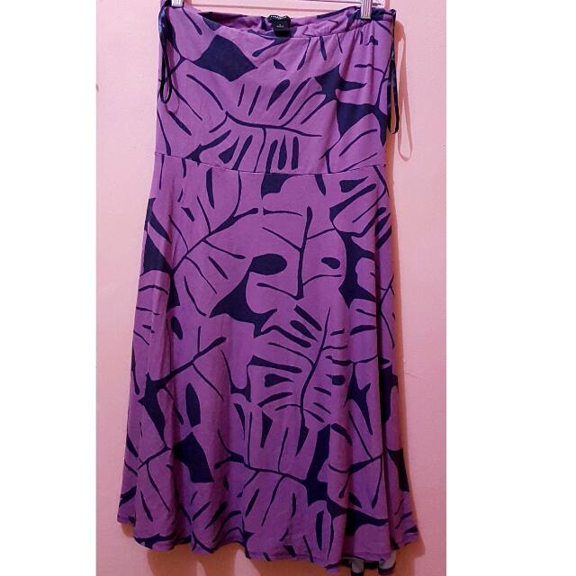 NEW Dress Purple