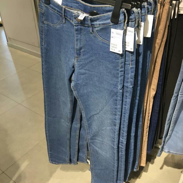 NEW H&M Skinny Jeans With Tag FREE ONGKIR JABODETABEK