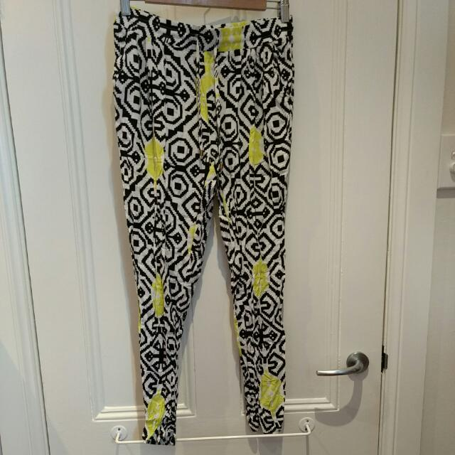 Patterned Comfy Pants