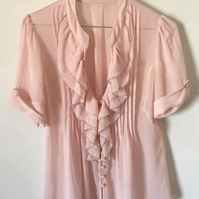 Pilgrim Silk Blouse