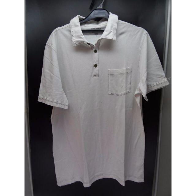 Polo Shirt Banana Republic Original White