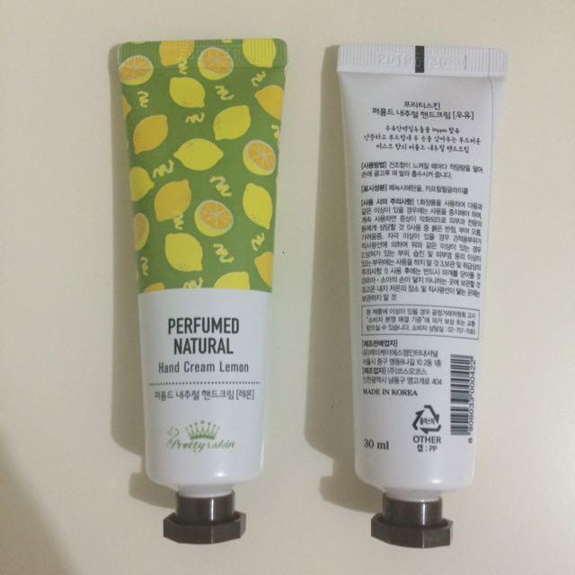 Vprove Hand Cream Original Korea