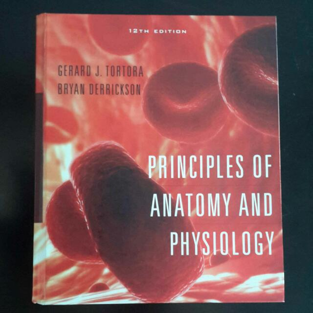 Principles Of Anatomy And Physiology by Tortora & Derrickson, Books ...