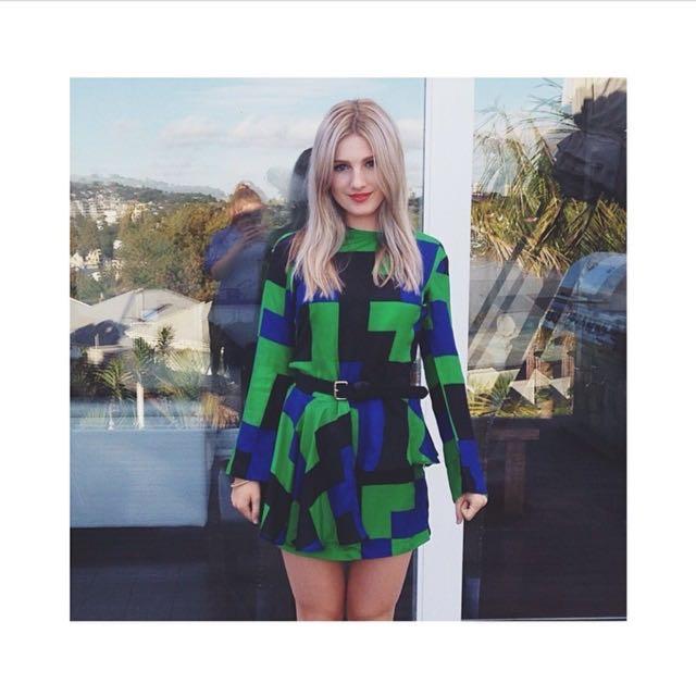 Ruby Boutique Silk Dress