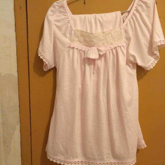 Satu Set Baju Tidur