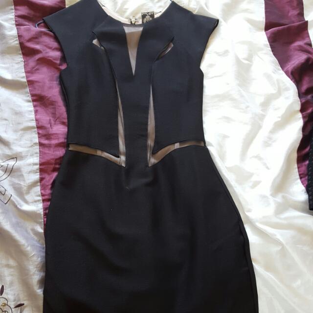 Skin Tight Dress