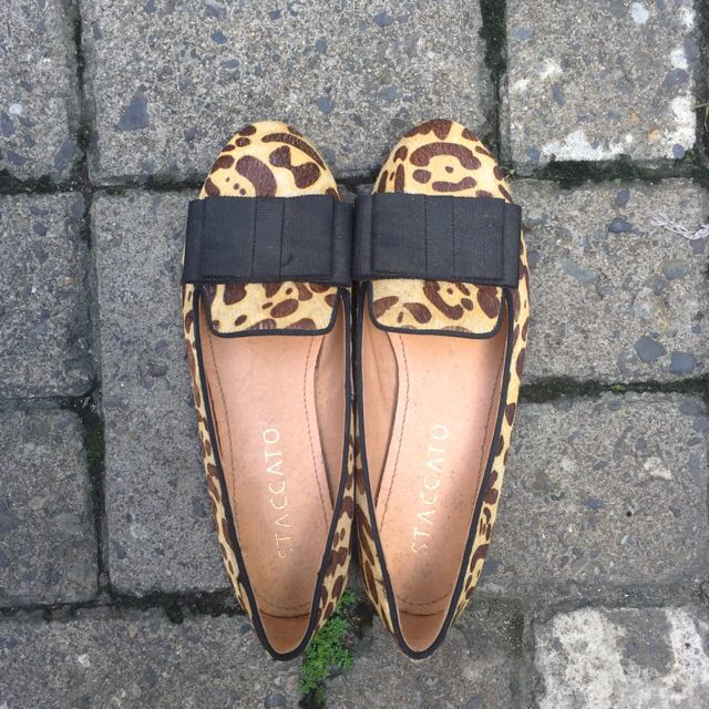 FIXED PRICE Staccato Flat Shoes Size 36