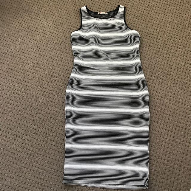 Temp Stripe Dress (Medium)