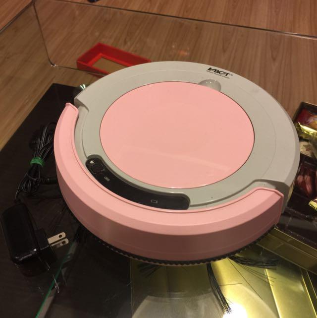 掃地機器人V.BOT M270 粉紅色
