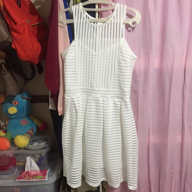 White Cocktail Dress For All Occasions