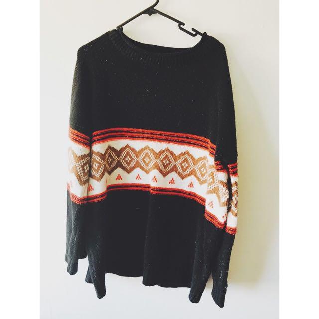 Woolly Sweater