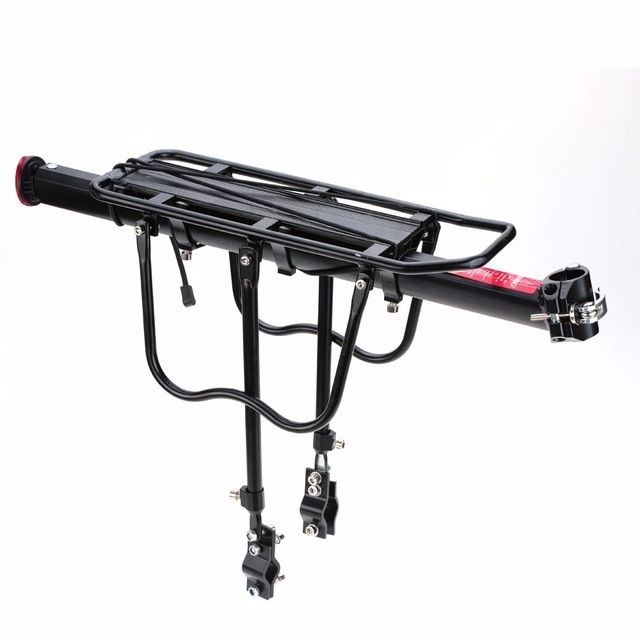 XNL Bike Carrier Rack with Support Arms