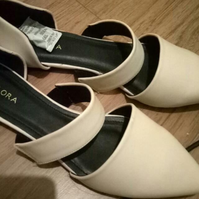 Zalora Shoes No 39 Muat Ampe 40