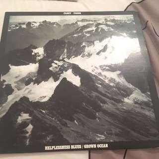 FLEET FOXES vinyl helplessness blues & grown ocean