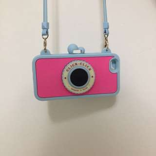 Iphone6可愛的相機手機殼