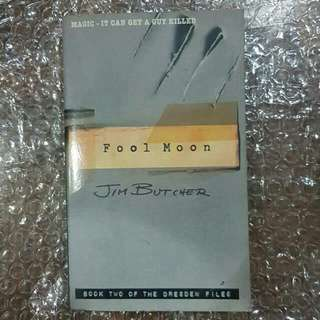 Jim Butcher's Fool Moon (Paperback)
